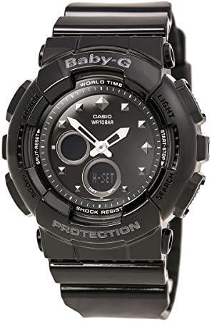 G-Shock BA-125 Series Black – Black One Size
