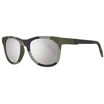 51f0c3c16db3dc Diesel Sonnenbrille 135 (52 mm) grün  Amazon.de  Drogerie   Körperpflege