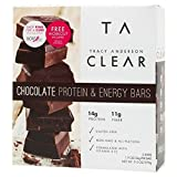 Tracy Anderson Clear Chocolate Protein & Energy Bars 1.9ozx5 Count