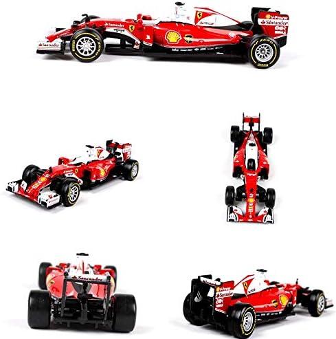 Convient comme Cadeau pour Les Enfants Ornements en m/étal pour mod/èle de Voiture 2018 Ferrari 5 Rouge PSTBWYL 1:43 Mod/èle de Voiture en Alliage Ferrari de Formule 1