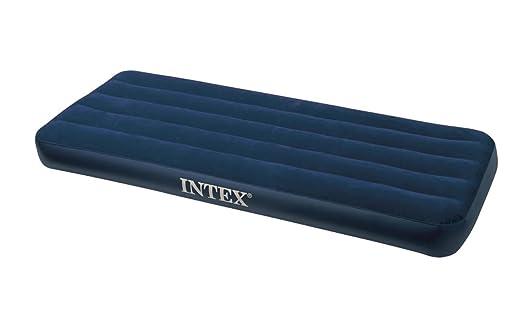 518 opinioni per Intex 68950- Materassino gonfiabile 193 x 76 x 22 cm