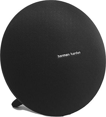 Harman Kardon Onyx Studio 4 - Altavoz Portátil. 4 x 15 W modo CA, 4 x 7.5W modo de batería, 50 - 20000 Hz, Bluetooth 4.2, A2DP, AVRCP, HFP, color Negro