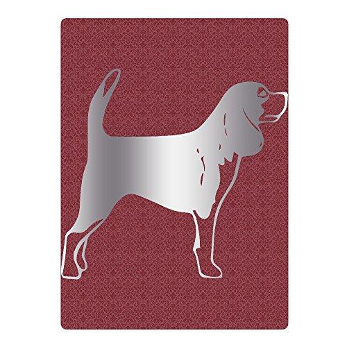Hunting Dog E331 Platinum Stylebig Boy 25 6 35 5  Beach Towel