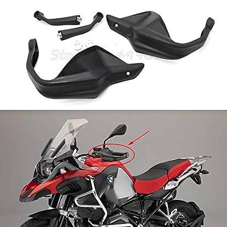 YUQINN Motociclettas Parti For BMW R1200GS ADV F800GS avventura S1000XR 2013-14 2015 2016 2017 2018 Handguard mano scudo proteggi parabrezza fumo Color : B