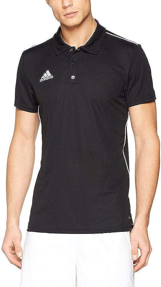 adidas Core18 Polo Shirt, Hombre: Amazon.es: Ropa y accesorios