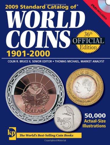 2009 Standard Catalog Of World Coins 1901-2000 (Standard Catalog of World Coins)
