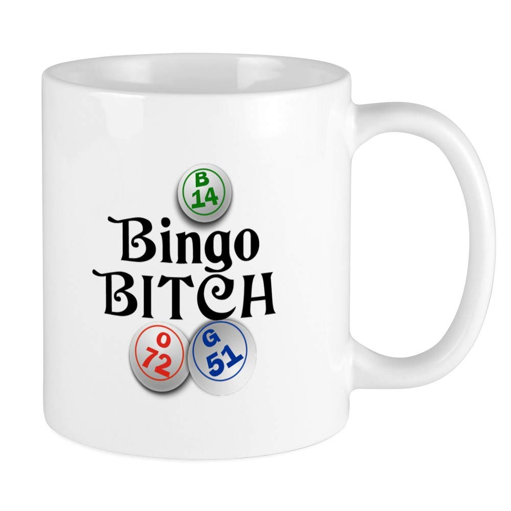 CafePress Bingo-Game-Mug-23 Mugs Unique Coffee Mug, Coffee Cup by CafePress