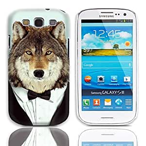 qyf Samsung S3 I9300 compatible Graphic/Cartoon Plastic Back Cover