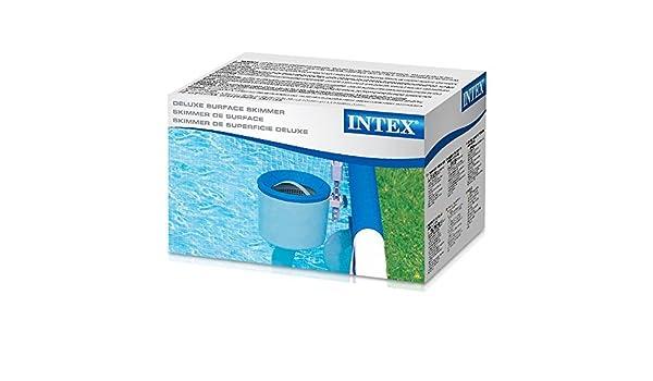 Legnagoferr Intex 28000 Skimmer Deluxe - Limpiador automático para ...