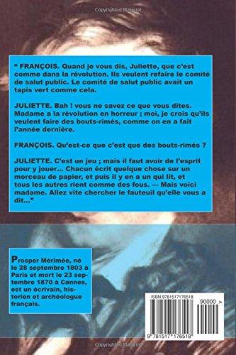 Esprit Wave Draaifauteuil.Les Mecontents French Edition Prosper Merimee 9781517176518