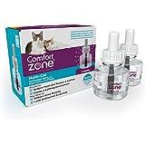 Comfort Zone Multicat Refills for Cat Calming (2 Pack)