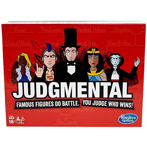 Hasbro Games Judgemental Party Board Game (Amazon Exclusive)