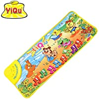 YiQu Animals dance company baby music carpet educational toys