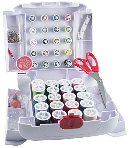 SINGER 01661 Sew Essentials Storage System, 166 Pieces