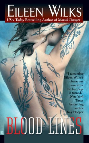 book cover of Blood Lines