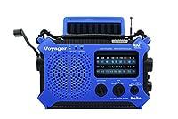 Kaito KA500 5-way Powered Emergency AM/FM/SW Weather Alert Radio