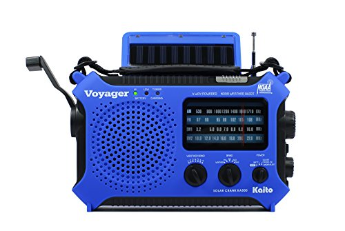 Battery Powered Portable Radio - 4