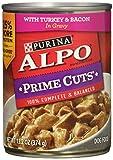 Purina ALPO Brand Dog Food Gravy with Turkey and B...