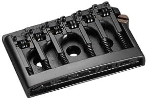 Schaller 3D-6 BC 1477 E-Gitarrensteg 3D6 Schwarz