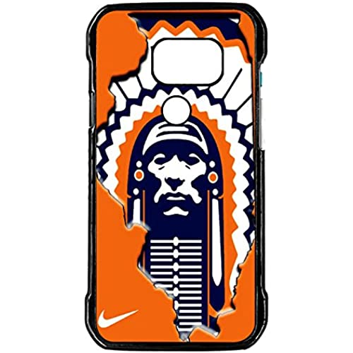 Galaxy S7 Active Case,Ukiyya Illinois Fighting Illini 01 Premium Design Heavy Duty Defender Dual Layer Protector Sales