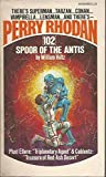 Spoor of the Antis (Perry Rhodan #102)