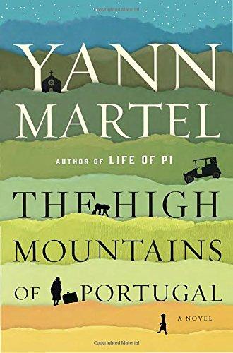 Read Online The High Mountains of Portugal: A Novel pdf epub
