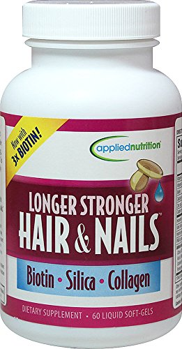 LONGER STRONGR HAIR/NAILS SFGL ()