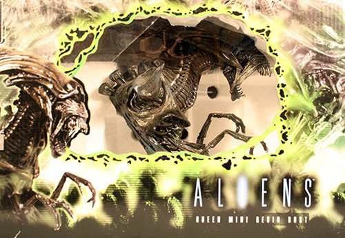 Palisades Aliens Queen Mini Resin Bust
