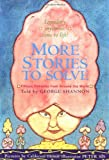 More Stories to Solve, George Shannon, 0380732610