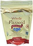 Spectrum Essentials Organic Whole Premium Flaxseed, 15 Ounce Bag