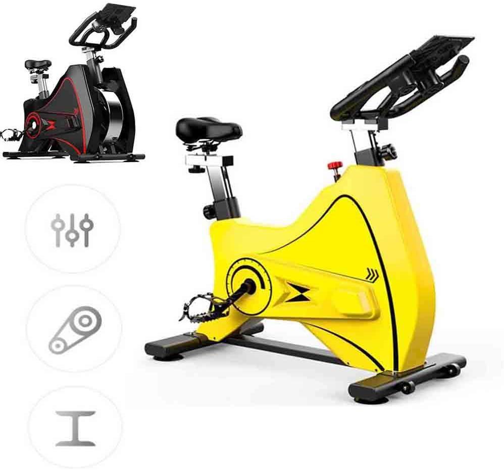 Bicicleta estática reclinada estacionaria multifunción para ...