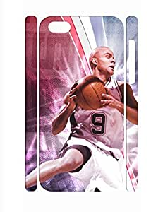 Personalized Vintage Sports Man Shot Anti Slip Phone Cover for Iphone 5C