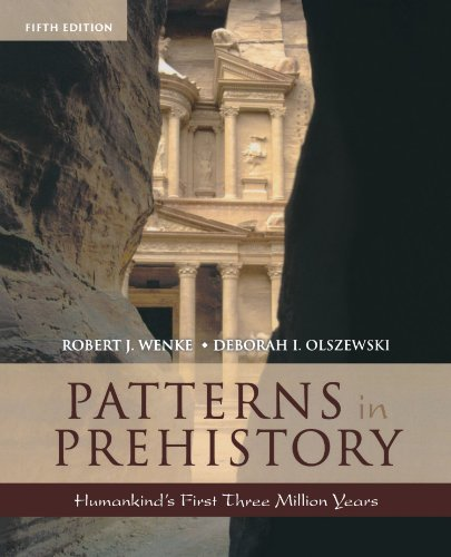 Patterns in Prehistory: Humankind's First Three Million Years, 5th Edition (Casebooks in Criticism)