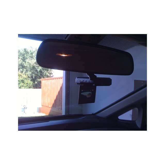Motion Detect Car Dash Video Camera Recorder DVR