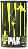Universal Nutrition Animal Pak Sports Nutrition Supplement, 44-Count(Pack of 3)