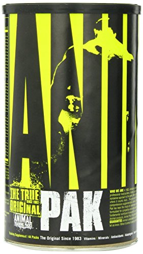 Universal Nutrition Animal Pak Sports Nutrition Supplement, 44-Count(Pack of 3) by Universal Nutrition