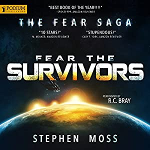 Fear the Survivors Audiobook