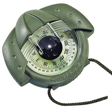 NAUTOS IRIS 50 – HAND BEARING COMPASS - BY PLASTIMO (ARMY GREEN) Hand Bearing Compass