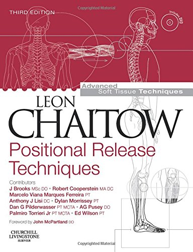 (Positional Release Techniques with DVD-ROM (Advanced Soft Tissue)