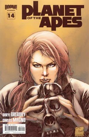 Planet Of The Apes Vol 3 #14 Cover A pdf epub