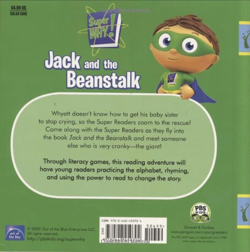 Jack and the Beanstalk (Super WHY!)