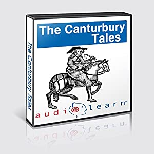 The Canterbury Tales: AudioLearn Study Guide Audiobook