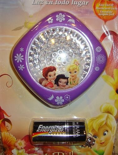 Disney Night Tinkerbell Light (Disney Tinkerbell Anywhere Light by Energizer)