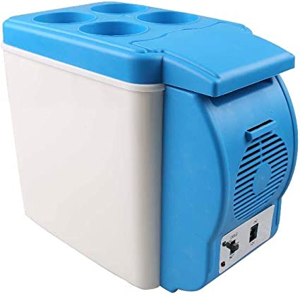 Amazon.es: Nevera Coche Compresor Mini Refrigerador De Doble Uso ...