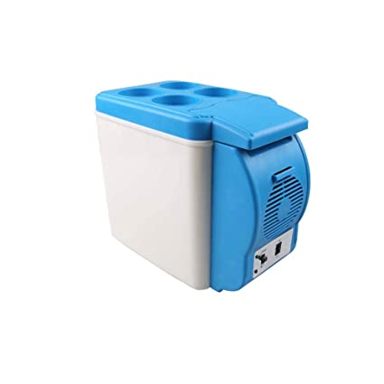 Amazon.es: Nevera Coche Compresor Mini Refrigerador De Doble Uso ...