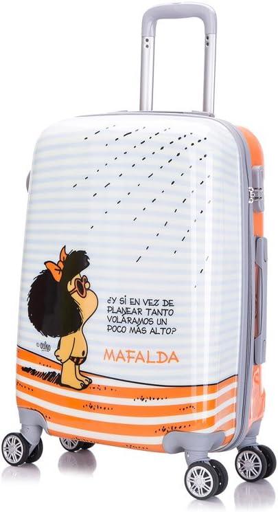 Maleta Mediana 4R Mafalda Tarifa