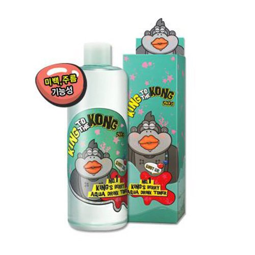 [Mizon] No.1 Kings Berry Aqua Drink Toner 500g Gift for You