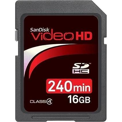 Sandisk SDSDHV-016G-A15 Memoria Flash 16 GB SDHC - Tarjeta ...