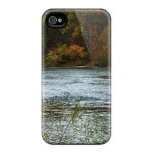 Dana Lindsey Mendez Premium Protective Hard Case For Iphone 4/4s- Nice Design - New River