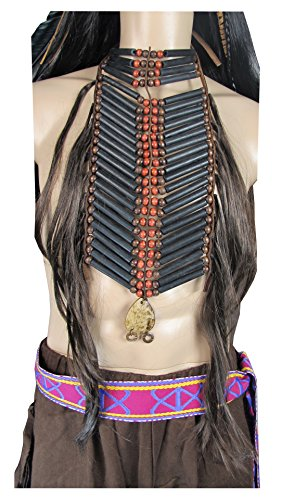 Exact The Tonto Chest Plate Native Indian Tribal Handcraft Lone Ranger -